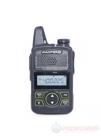 Рация Baofeng BF-T1 (400-470МГц)