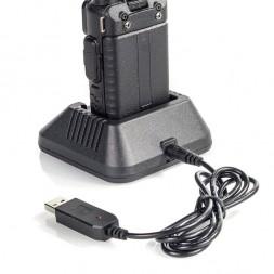 USB кабель для зарядки раций Baofeng