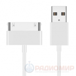 Кабель USB-Apple 30-pin Premier
