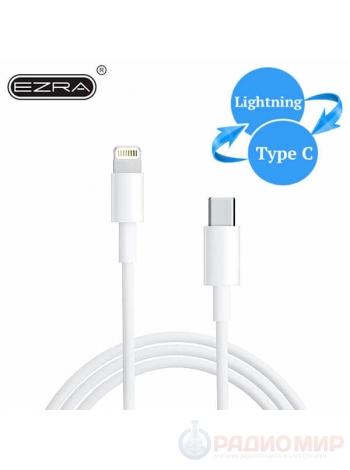 Кабель iPhone на USB Type-C Ezra DC64