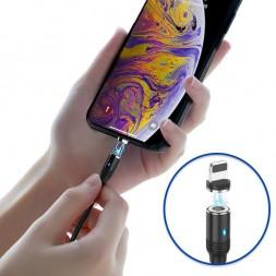 Кабель магнитный USB-Lightning Hoco U76