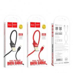 Кабель USB-Lightning Hoco U55