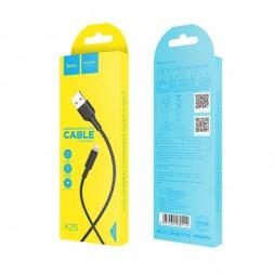 Кабель USB-Lightning Hoco X25