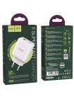 Сетевое зарядное устройство Hoco N5 (поддержка быстрой зарядки)