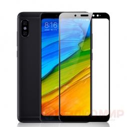 Стекло защитное Xiaomi черное