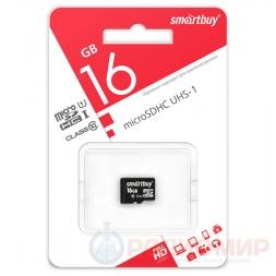 Карта памяти SD micro 16 Гб