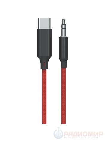 Кабель USB Type-C - 3.5 (AUX) EZRA LD06
