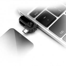 Переходник OTG Type-C на USB Орбита OT-SMA26