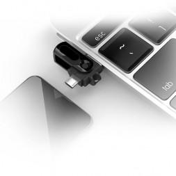 Переходник microUSB на USB Орбита OT-SMA25