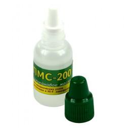 Силиконовое масло ПМС-200 10мл