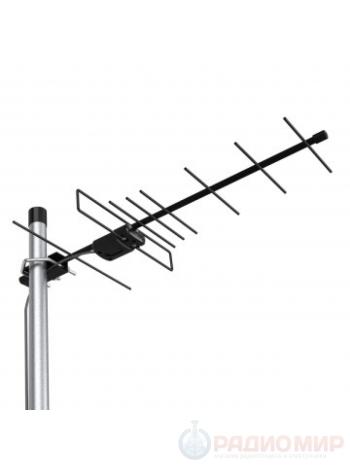 Антенна для цифрового ТВ уличная ЭФИР 08AF TURBO активная