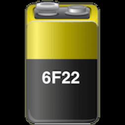 Батарейки крона 9В