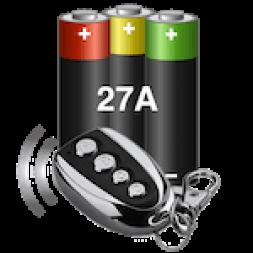 Батарейки для сигнализаций и пультов